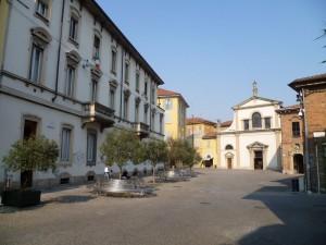 Piazza Carrobiolo Monza